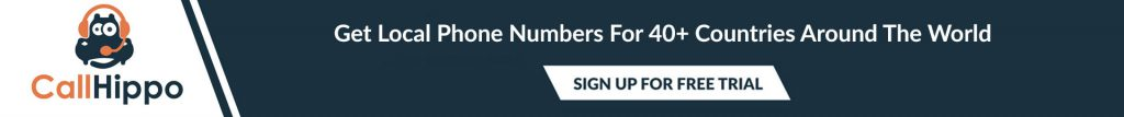 Get Local and Global Phone Number_CallHippo