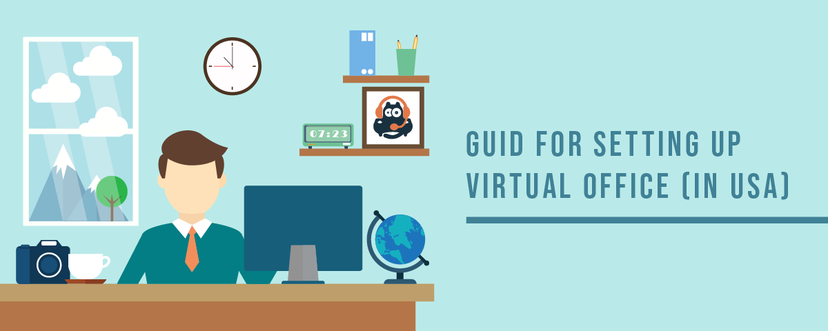 Guide for Setting up 'Virtual Office' (In The USA)
