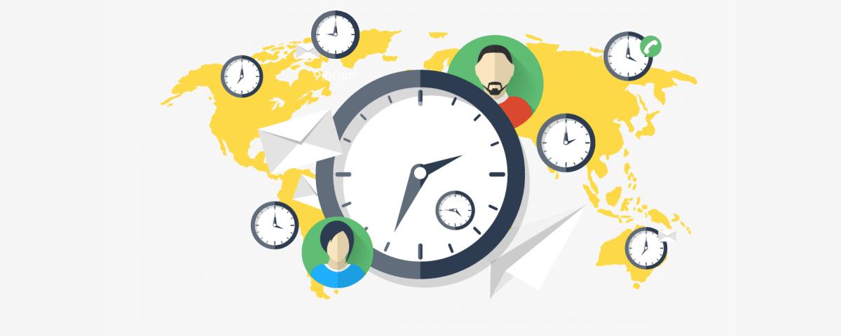 CallHippo_Time Zone Feature