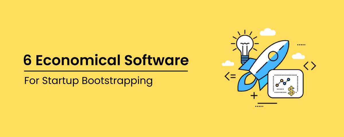 Economical Software For A Startup