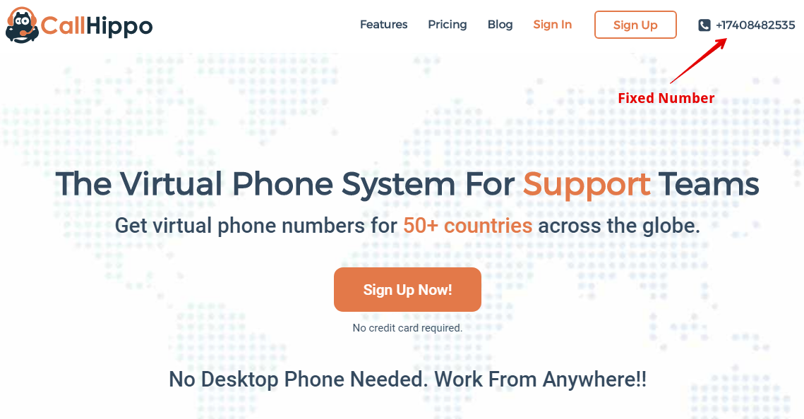 Best Virtual Phone System for Small Business & Enterprise - CallHippo