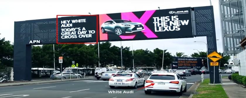 Lexus Smart Billboards
