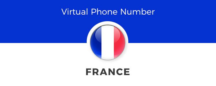 France Virtual Phone Number CallHippo
