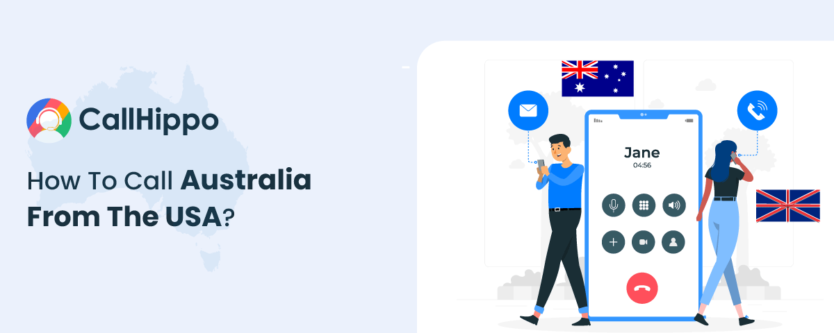 How to Call Australia From the USA?