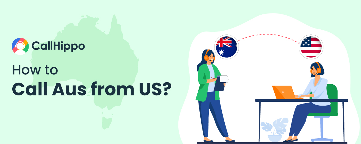 How to call AUS from US