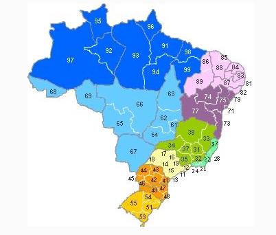 Brazil regions_CallHippo