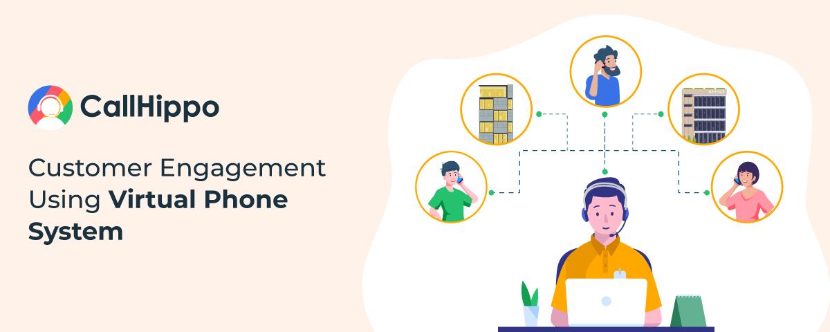 Customer-Engagement-Using-Virtual-Phone-System
