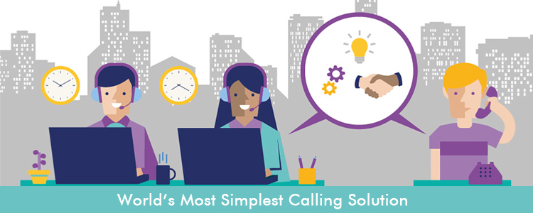 worlds simplest calling solution CallHippo