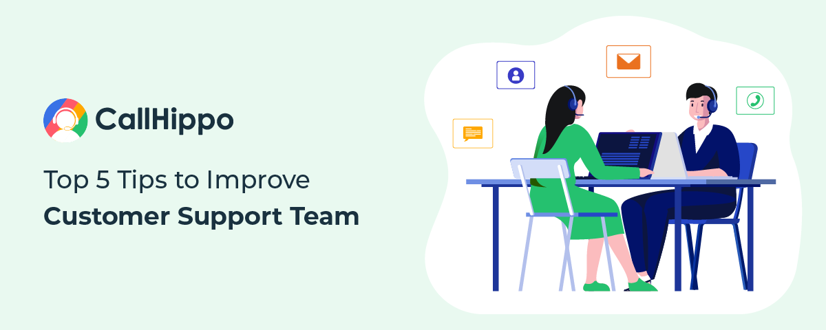 5 tips for improving customer support