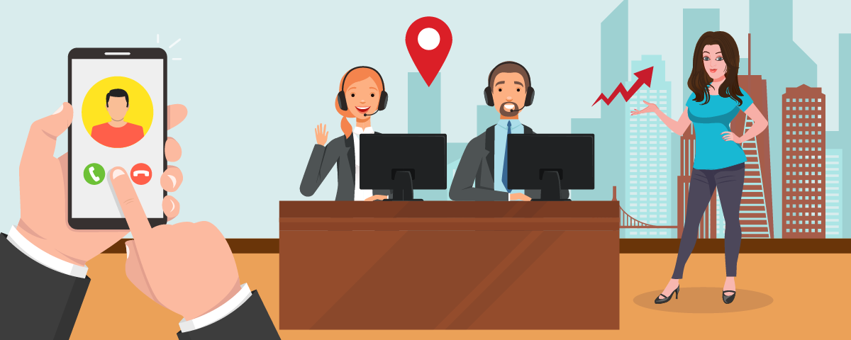 Setup Virtual Office With Virtual Phone Number CallHippo