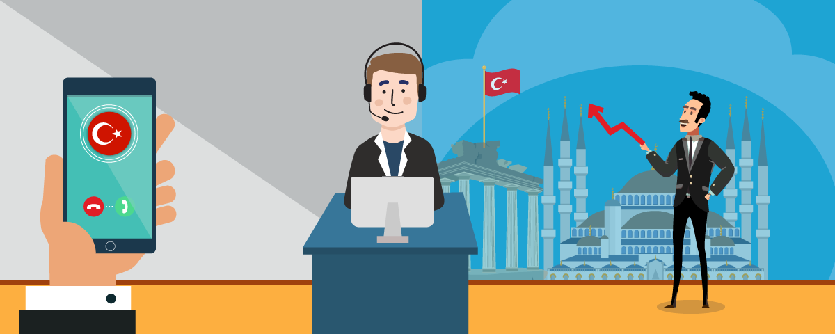 Turkey Virtual Phone Number CallHippo