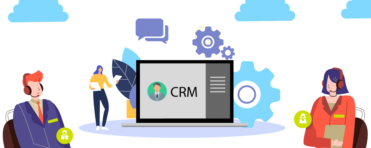 Virtual telephony system that talks to your CRM