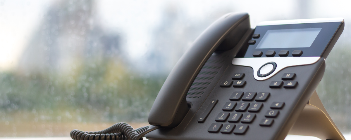 What is business phone system