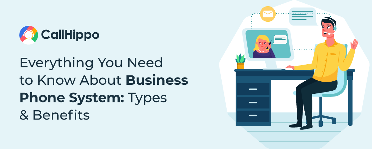 Everything about business phone system