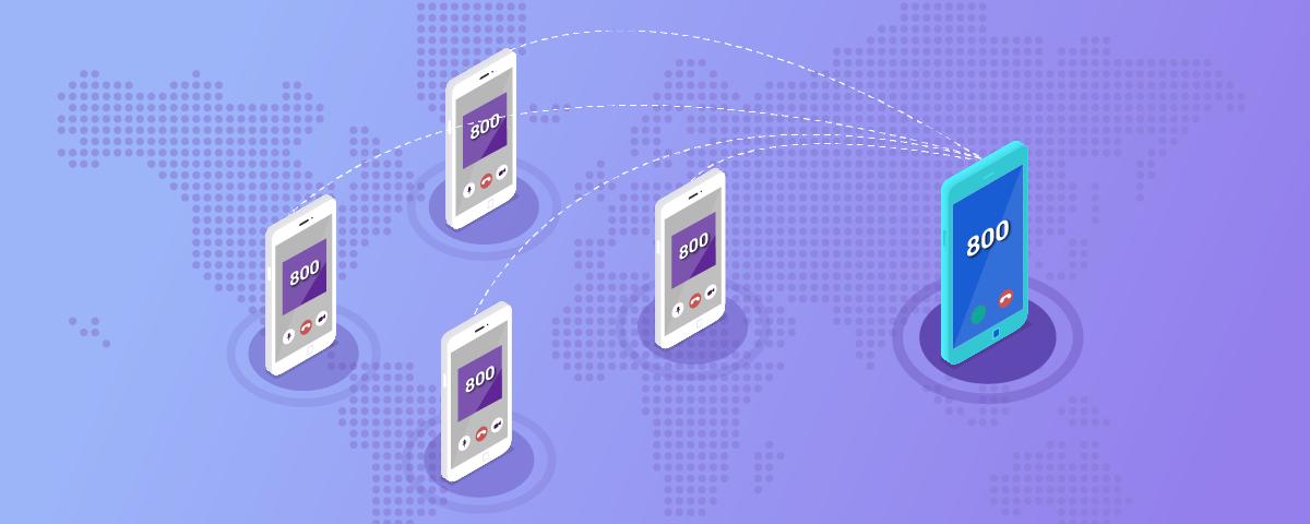 Top Toll-Free Forwarding Virtual Phone System Alternative - CallHippo