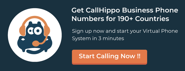 Virtual Phone System - CallHippo