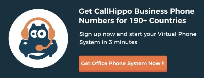 Office Phone System - CallHippo