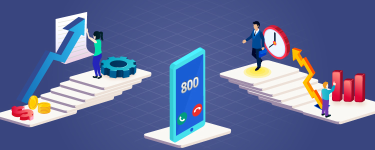 800 Toll-Free Numbers - CallHippo