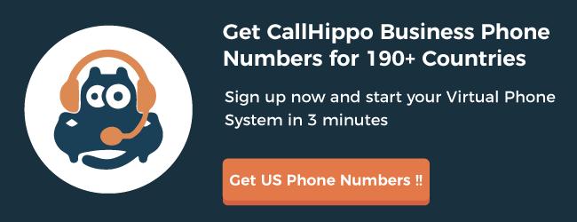 US Phone numbers - CallHippo