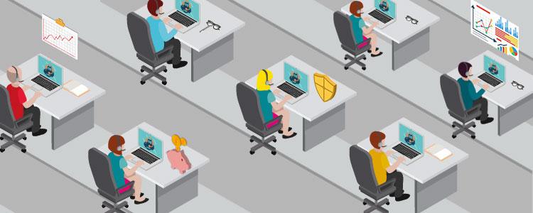 Inbound Call Center Software - CallHippo