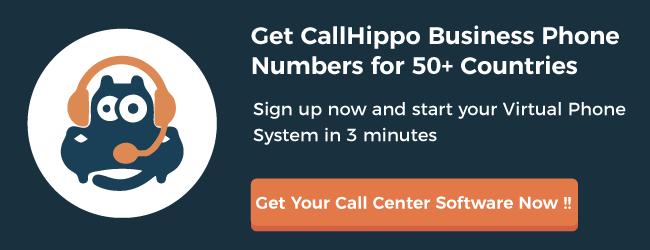 call center softwares - CallHippo