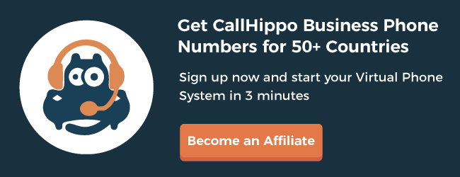 CallHippo Affiliate Program