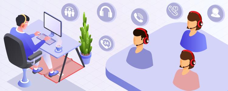 Call center software - CallHippo