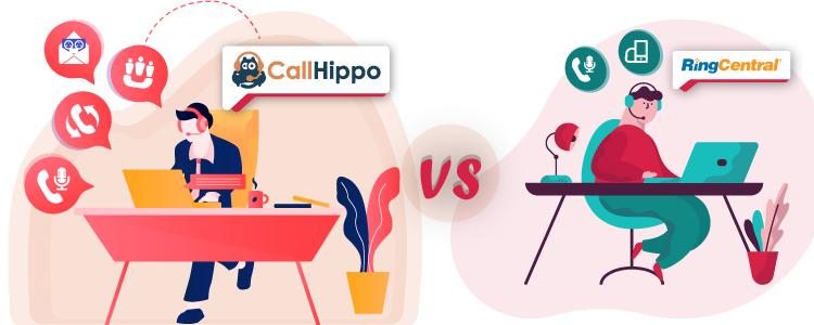 callhippo-VS-ringcentral-feature-image