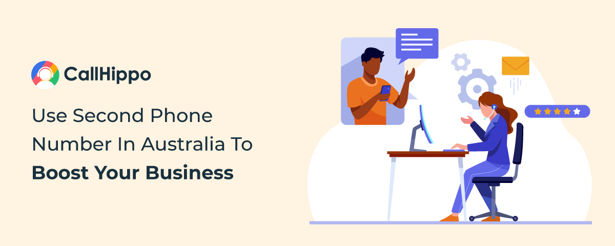 Use Second Phone Number In Australia To Boost Your Business