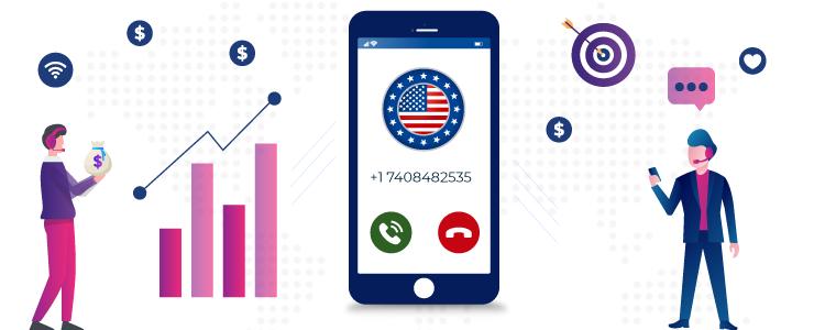 US Phone Number - CallHippo