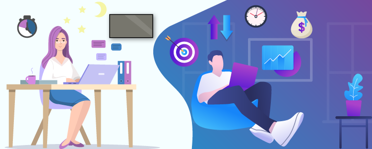 Pros and Cons of Working Remotely - CallHippo