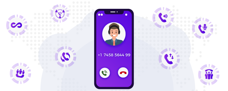 VOIP Phone number