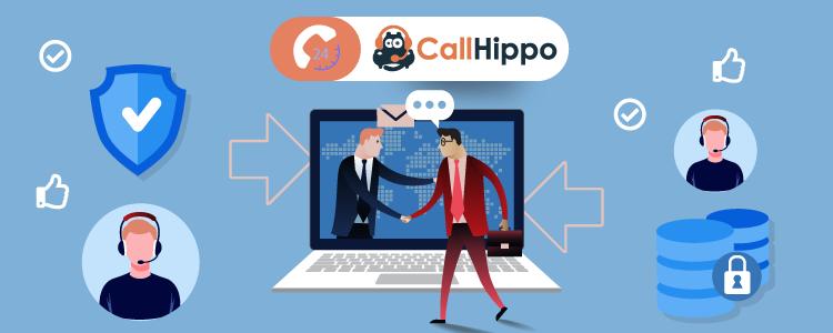 Trust the data - CallHippo