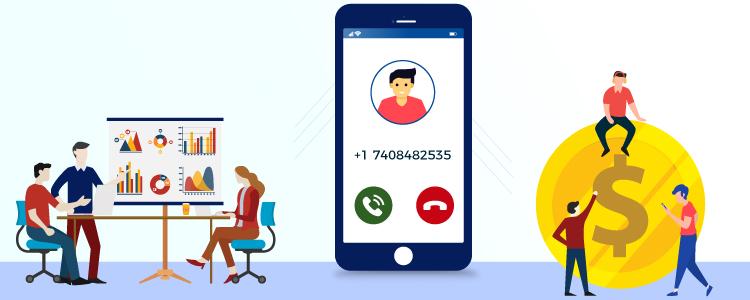 VOIP Phone system - CallHippo