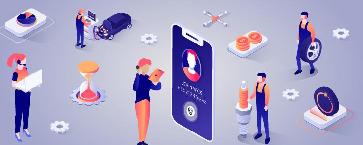 Virtual phone number - CallHippo