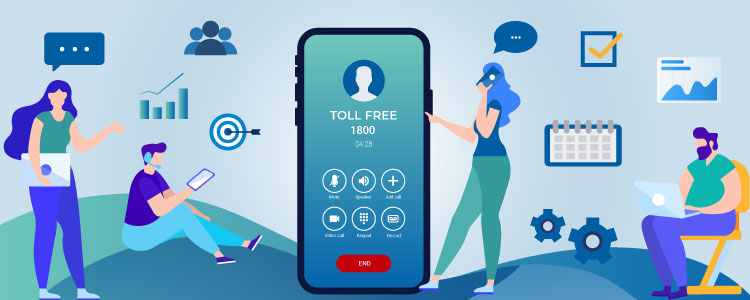 Difference Between Local Phone Number & Toll Free Number