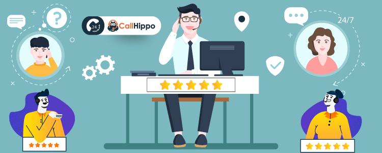 CallHippo- top call center software