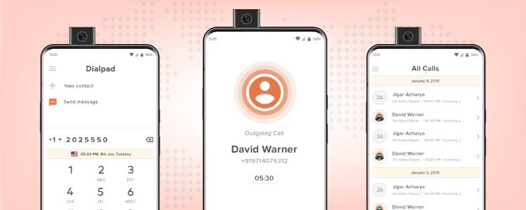 OnePlus 7 Pro- VoIP App
