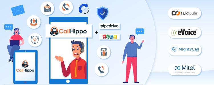 Best VoIP service provider 2019- CallHippo