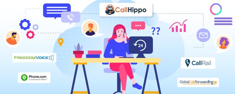 Best VoIP service provider-CallHippo