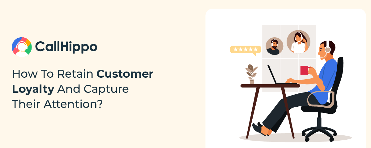 How To Retain Customer Loyalty And Capture Their Attention_CallHippo Got Distinguished With Two Quality VoIP Software Awards by Finances Online