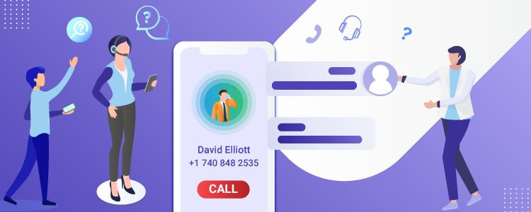 VoIP caller ID- CallHippo