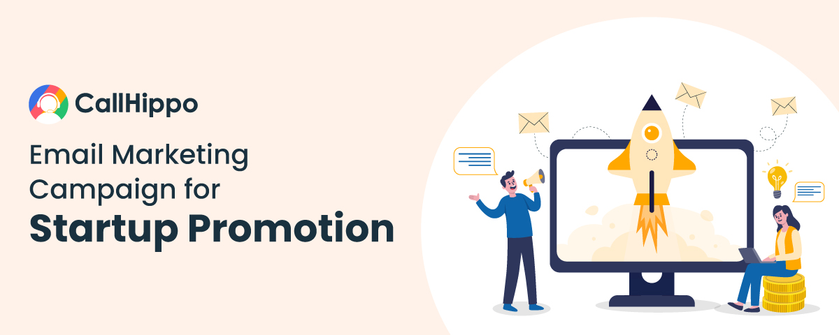 email marketing campaign for startup promotion