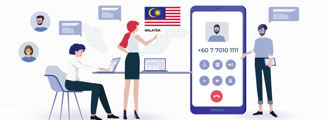 Malaysia-Virtual-Phone-Number