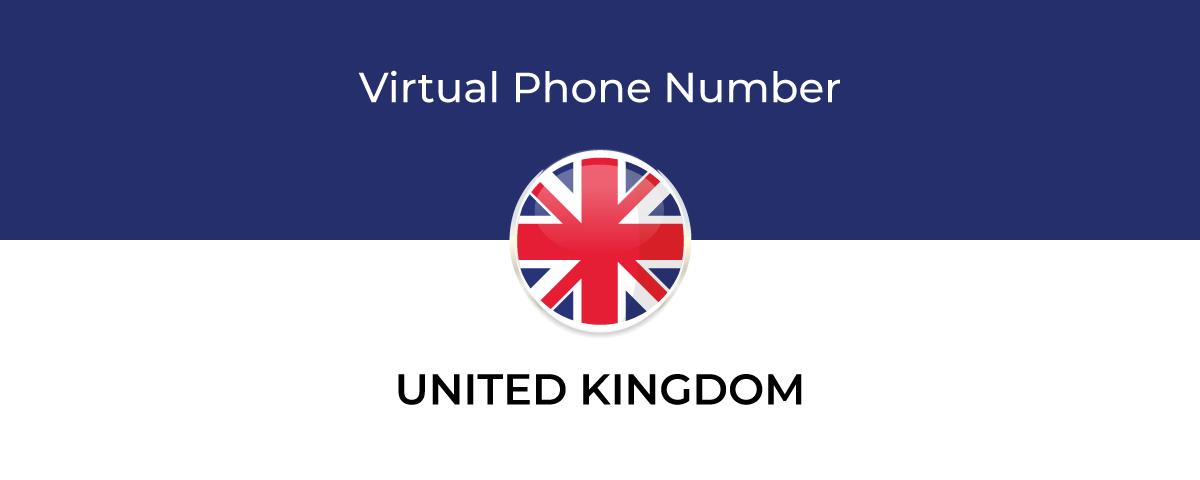 United Kingdom Virtual Phone Number - CallHippo