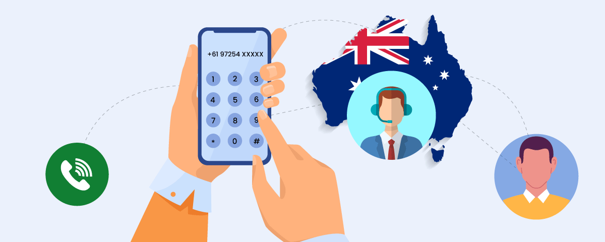 1300 Australian phone number