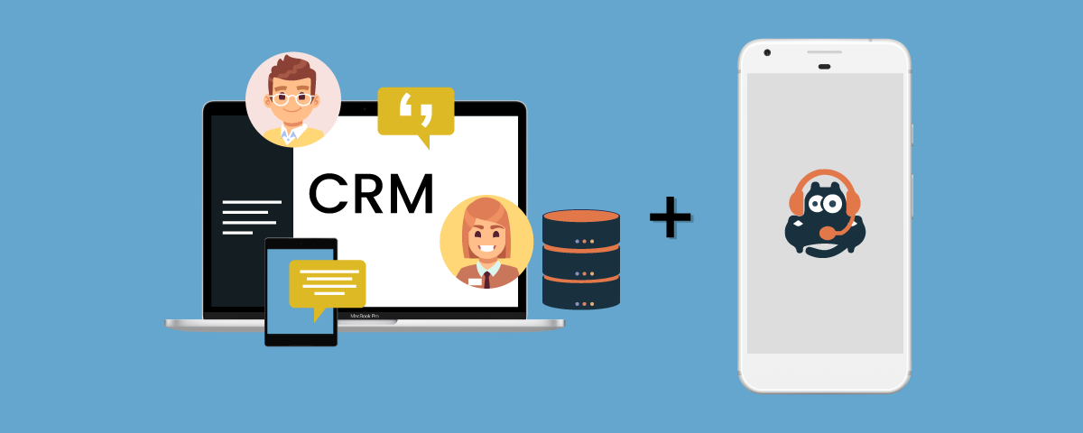 How Cloud Phone System And CRM Integration Help Business Grow