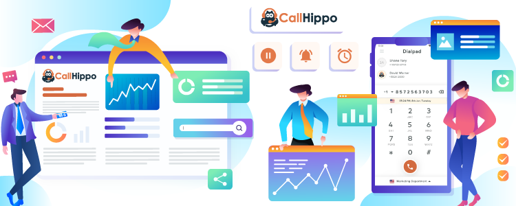 Oct'19 Web Updates @ CallHippo