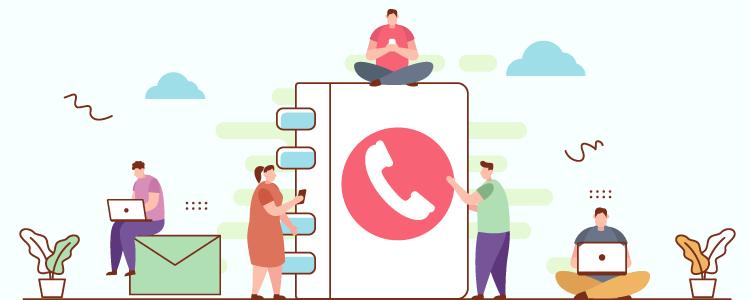 VoIP phone service