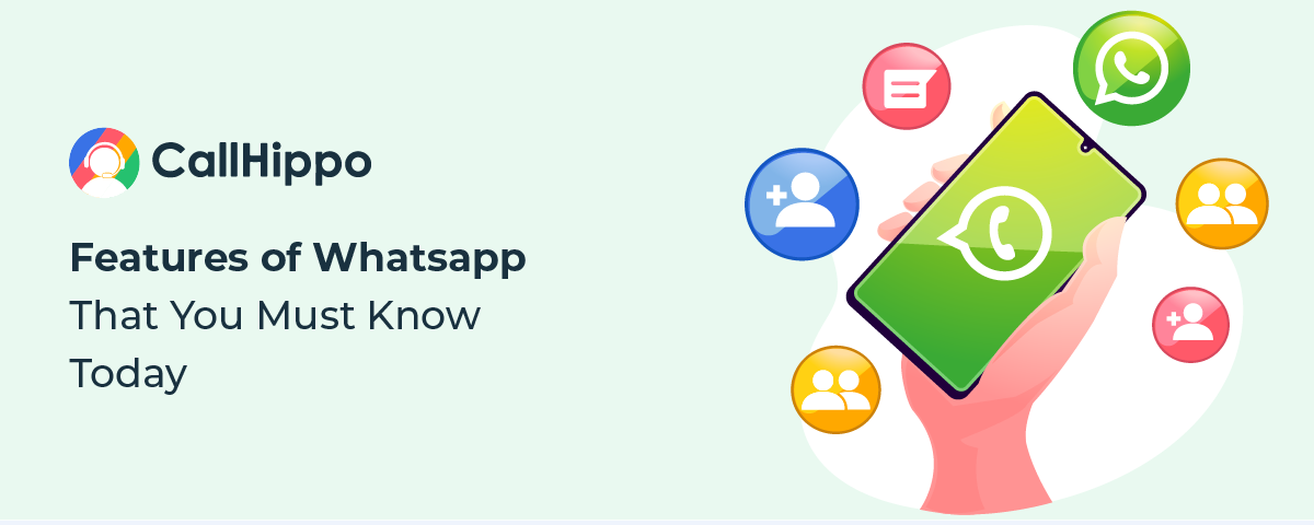 WhatsApp features you must know